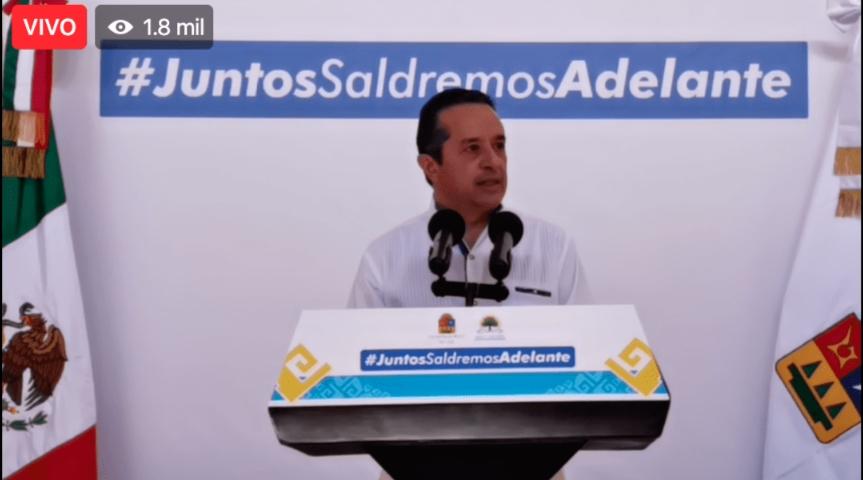 Crece a 27 casos coronavirus en Quintana Roo