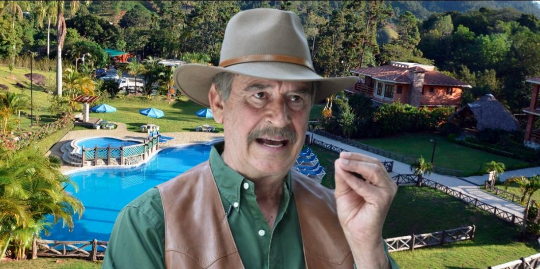 Vicente Fox vive rodeado de LUJOS en su rancho ¿cómo es la propiedad? (FOTOS)
