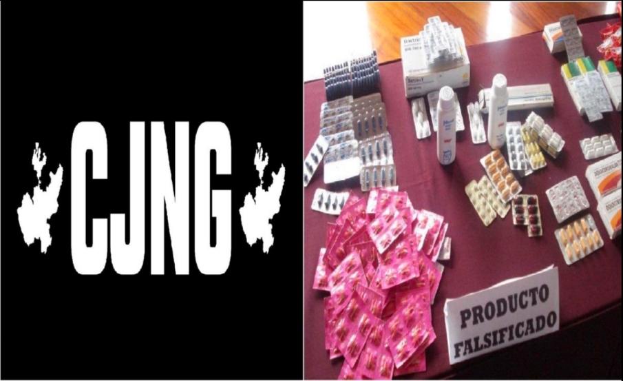 El CJNG se apodera de la producción de medicinas 'piratas' en México