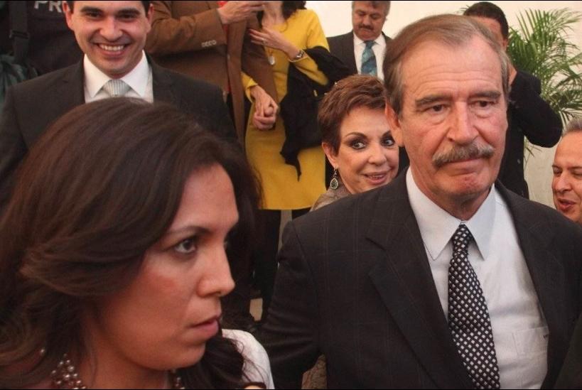 Vicente Fox: Hija involucrada en secta Nxivm y trata de mujeres