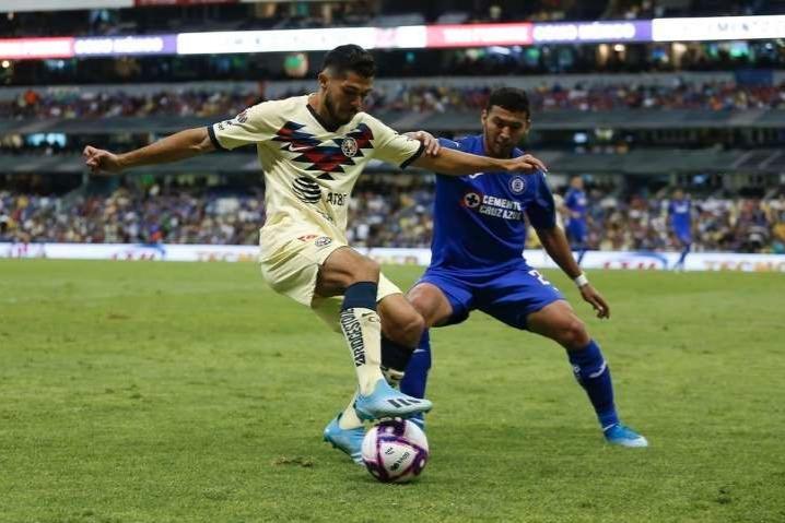 Liga MX: América vs Cruz Azul, podría SUSPENDERSE