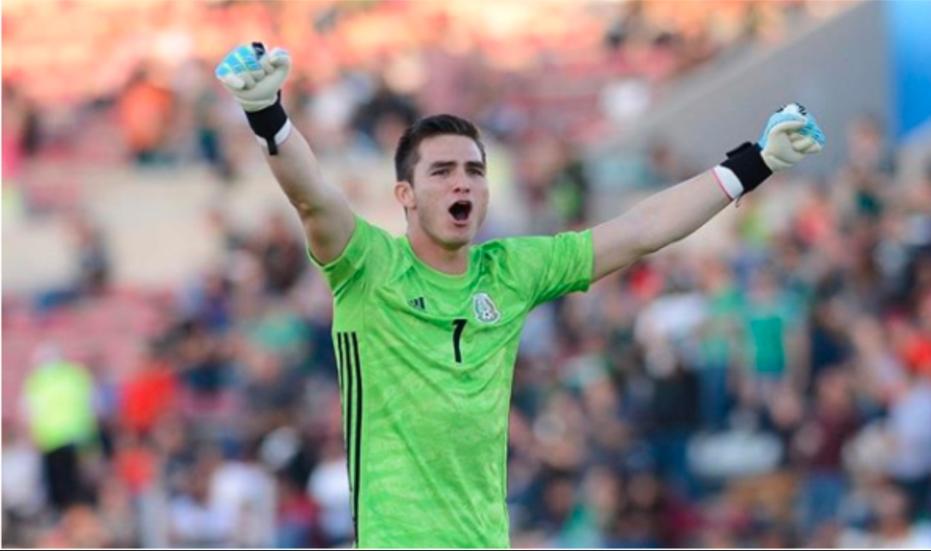 Liga MX: Sebastián Jurado del Cruz Azul el arquero más valioso del fútbol mexicano
