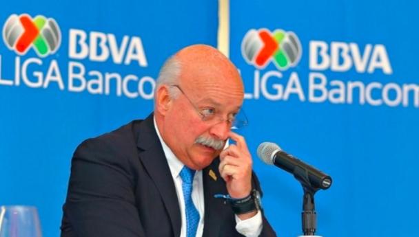 Coronavirus: Presidente de la Liga MX habla sobre su contagio por COVID-19