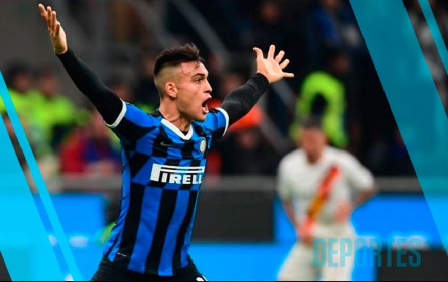 Video: Lautaro Martínez SALDRÍA del Inter de Milán por CORONAVIRUS