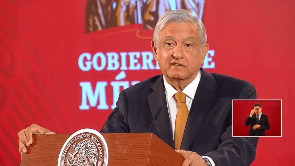AMLO blindará a México y no usará la fuerza pública por coronavirus