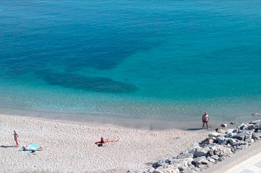 Cancún: Playas limpias de sargazo hoy 24 de marzo de 2020