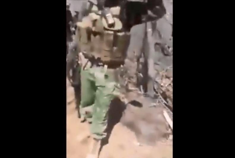 VIDEO: CJNG se burla de la Familia Michoacana por usar bombas piratas