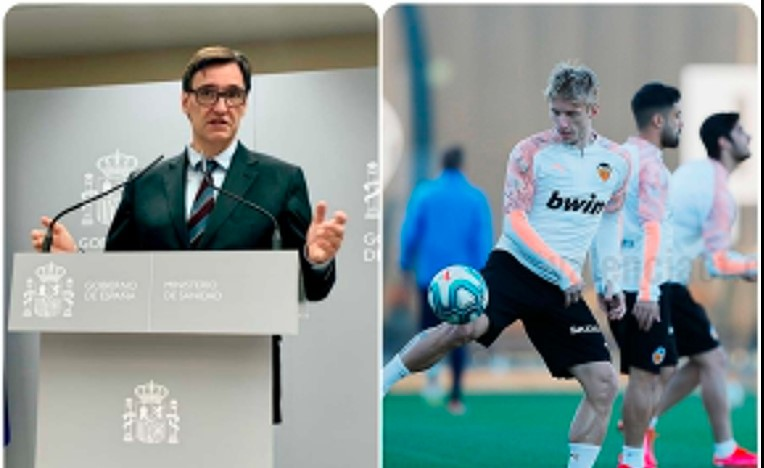 Eventos deportivos en España serán a puerta cerrada por Coronavirus (VÍDEO)