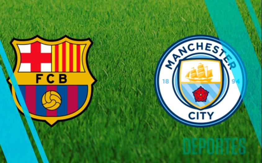 Barcelona y Manchester City TENDRÍAN INTERCAMBIO de futbolistas