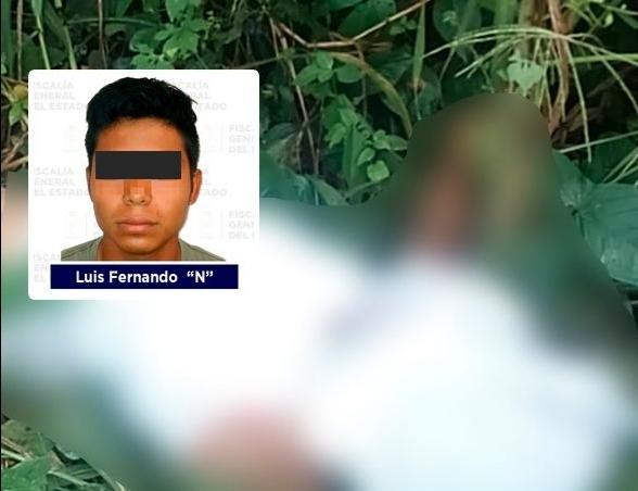 Mató y violó a estudiante hace 5 meses en Macuspana, Tabasco; ya está detenido