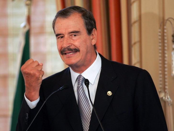 ¿Vicente Fox se crea identidad oculta en redes sociales?