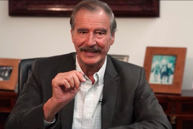 Vicente Fox se vuelve RELIGIOSO y es la burla de todo Twitter