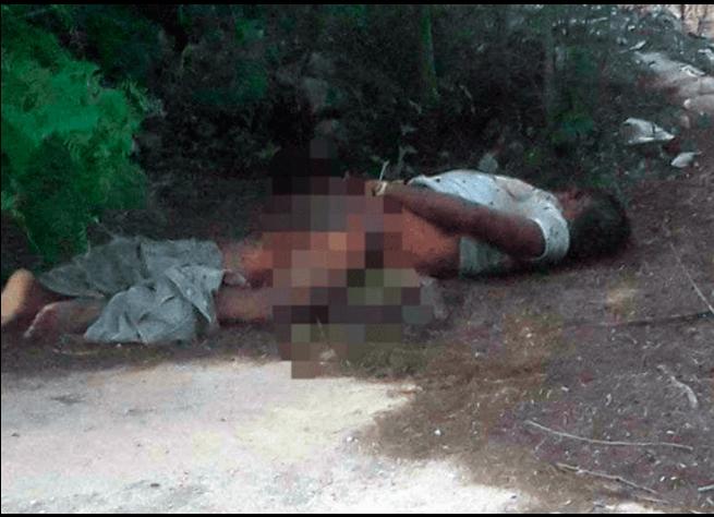NARCOS: Cártel del Golfo ejecuta a militar y lanza su cuerpo en su cuartel