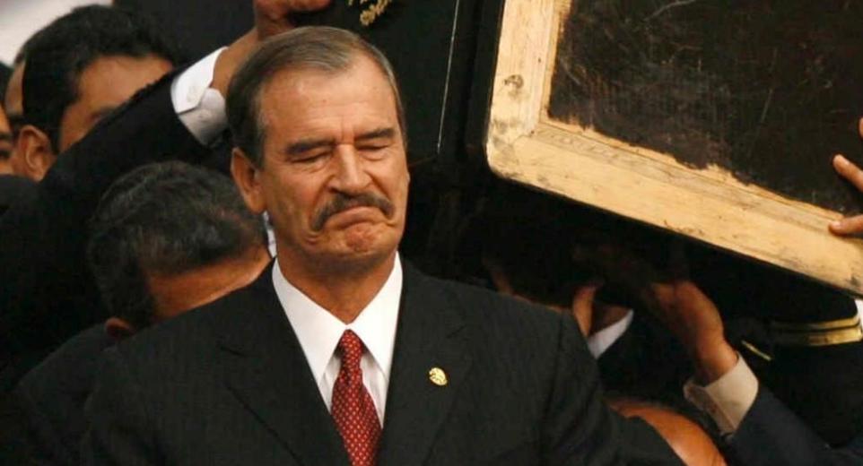 Vicente Fox es el segundo ex presidente más alto en la historia de México