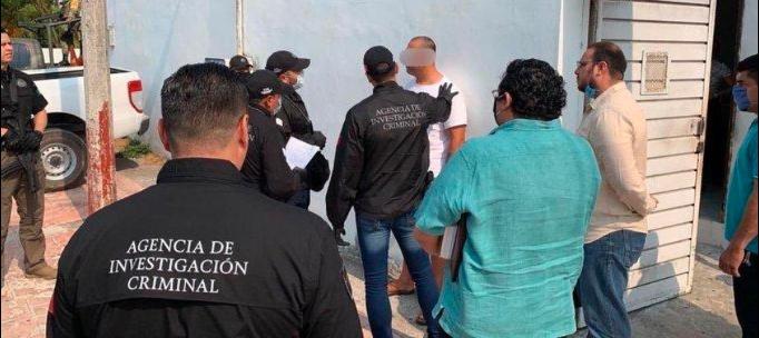'El chato' sicario del CJNG detenido en Quintana Roo, era buscado por la DEA