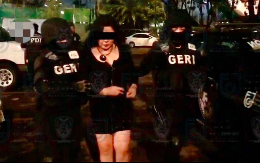 La Cecy, líder del CJNG en Edomex es vinculada a proceso
