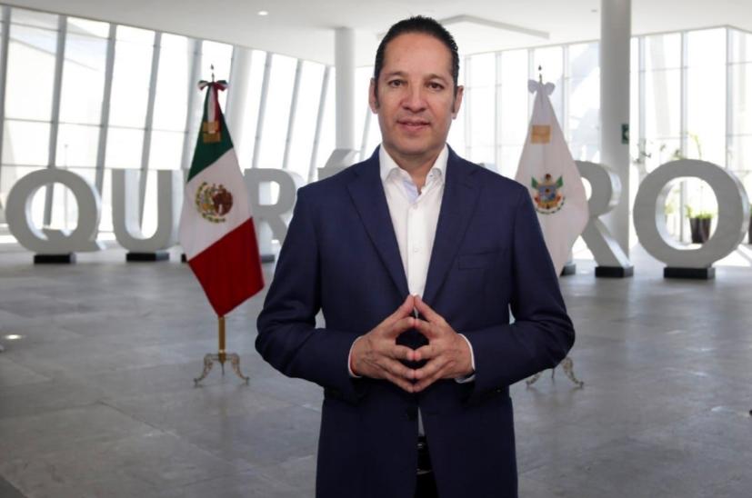 """Gobernador de Querétaro pide """"aguantar vara"""" en caso de tener coronavirus"""