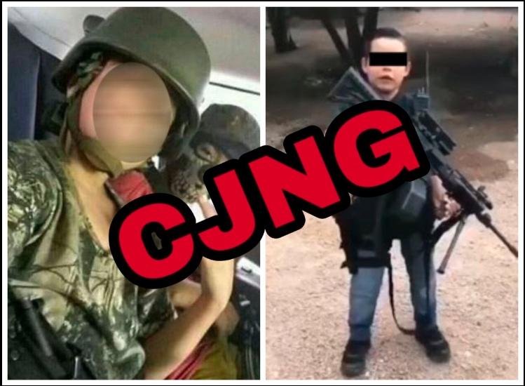 NARCOS: Los niños sicarios del CJNG; entrenados para matar
