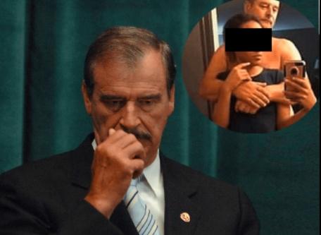 Vicente Fox también es acusado de tener un amorío con una MENOR de edad (FOTOS)