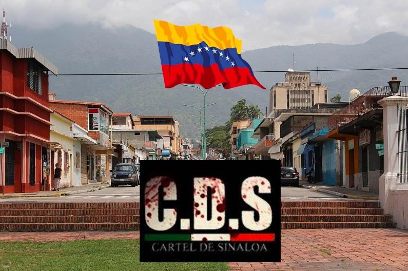 NARCOS: Este es pueblo de Venezuela dominado por el cártel de Sinaloa