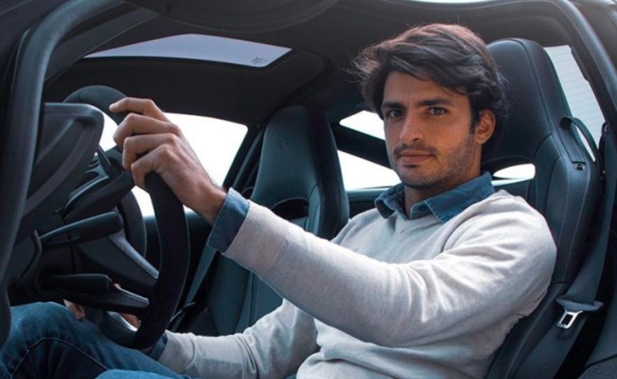 Carlos Sainz tomará clases virtuales con su ingeniero de carreras
