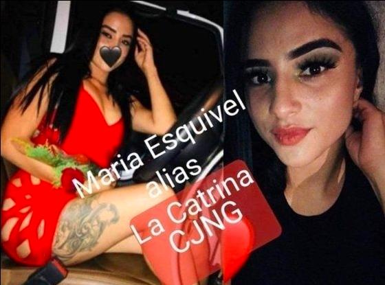 NARCOS: La Catrina, de buena estudiante a líder de sicarios del CJNG