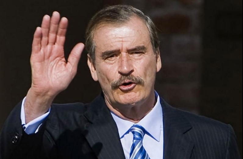 El día que Vicente Fox RENUNCIÓ a la seguridad proporcionada por el Estado