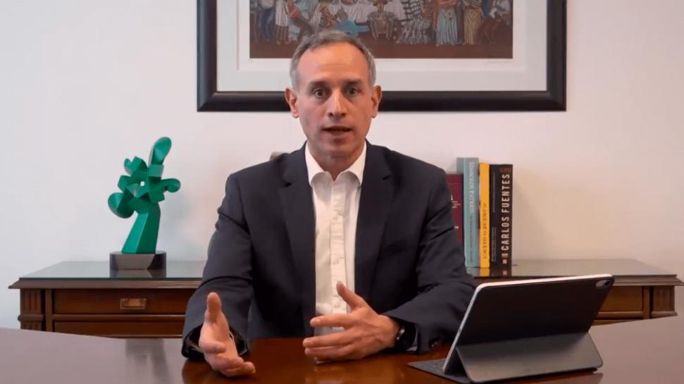 López-Gatell afirma que se está logrando reducir los contagios de COVID-19