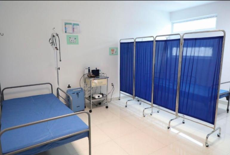 Listos 2 centros de salud en Playa del Carmen para males respiratorios