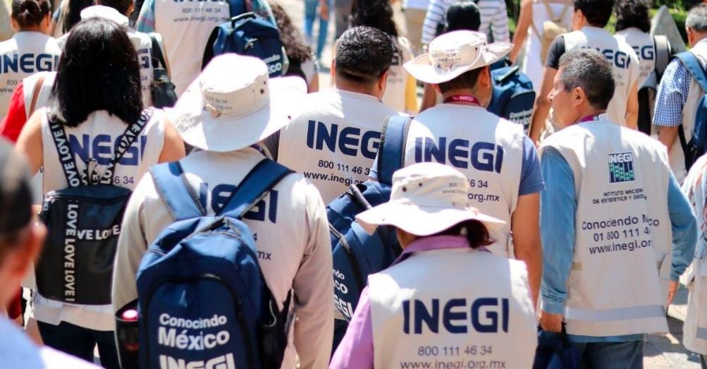 Morena quiere que INEGI entre a las casas y estime la riqueza de las familias
