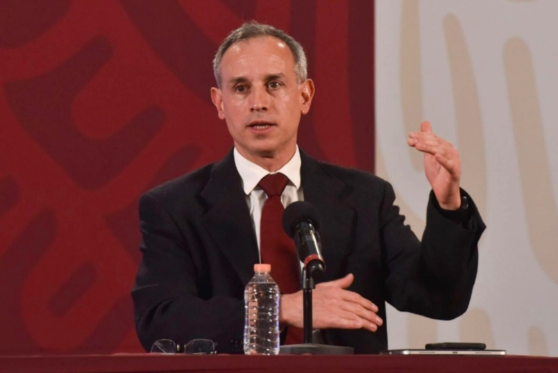 "Gobernador de Jalisco arremete contra Hugo López Gatell, ""se lavó las manos"""