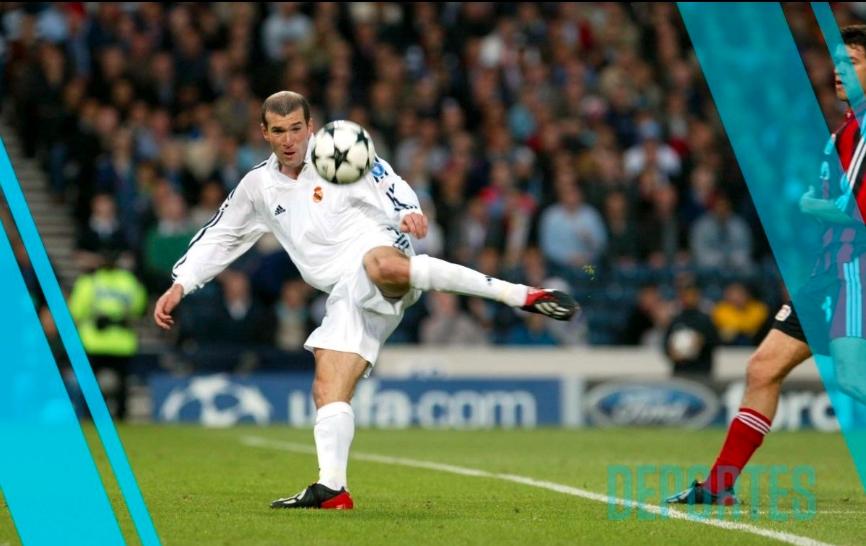 Gol Leyenda: Gol de Zidane en Final de Champions League (VIDEO)