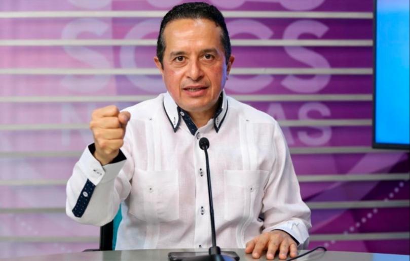 Anuncia Carlos Joaquín apoyos para la recuperación económica en Quintana Roo