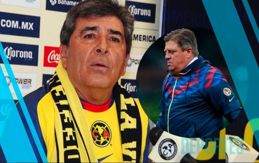 Carlos Reinoso EXCLUYE a Miguel Herrera de la historia del América