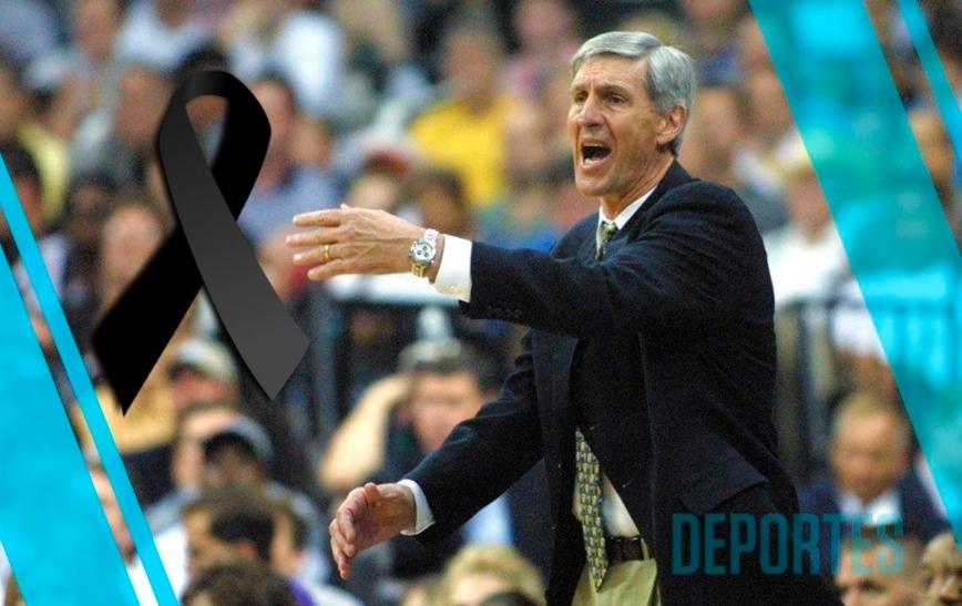 NBA: Muere Jerry Sloan ¡Figura de los Bulls!