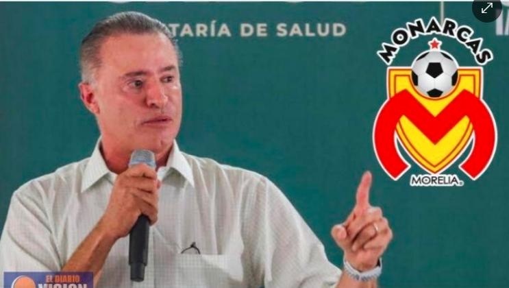 Liga MX: Gobernador de Sinaloa revela nuevo nombre de Monarcas