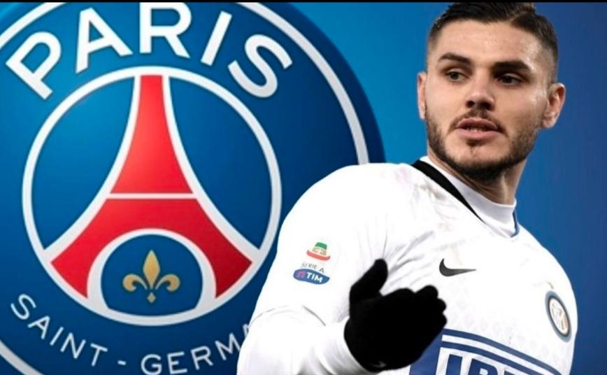 PSG paga 55 MDE por Mauro Icardi al Inter de Milán