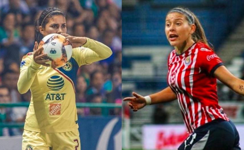 Alondra González jugadora del América desbanca a Norma Palafox (VÍDEO)