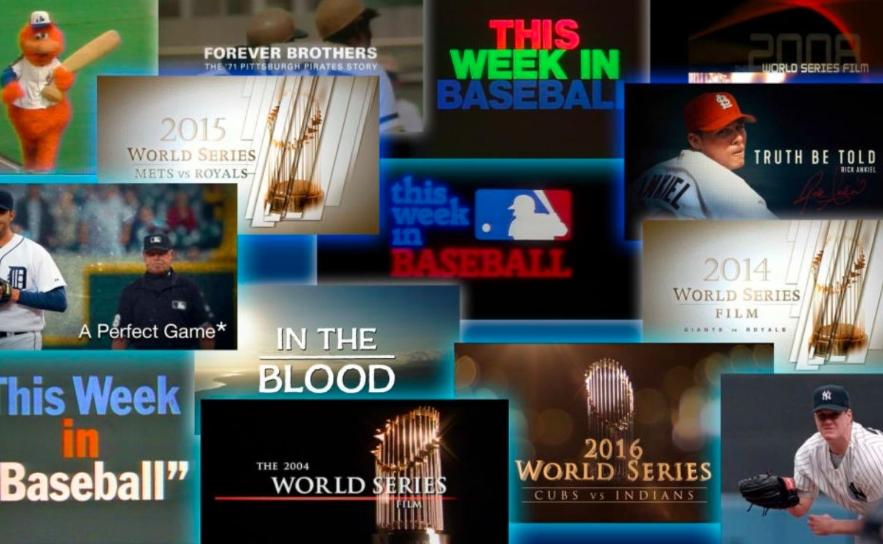 Ofrecerá la MLB películas, documentales y más