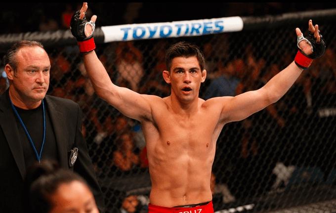 Dominick Cruz se inspira en Muhammad Ali previo a su pelea en la UFC 249