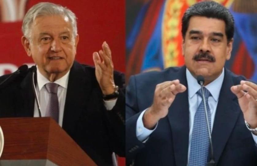 AMLO afirma que le vendería gasolina a Venezuela si se lo pidiera