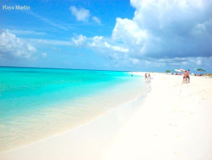 Cancún: Playas Limpias de Sargazo hoy 26 de Junio de 2020