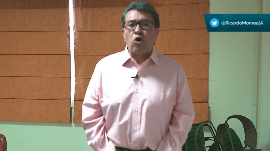 Creación de Inmecob permitiría ahorrar 600 millones de pesos anuales: Monreal