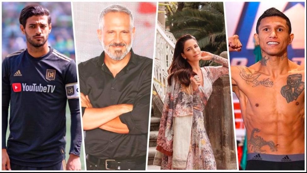 Ellos son los famosos que nacieron en Cancún ¿Lo sabías?