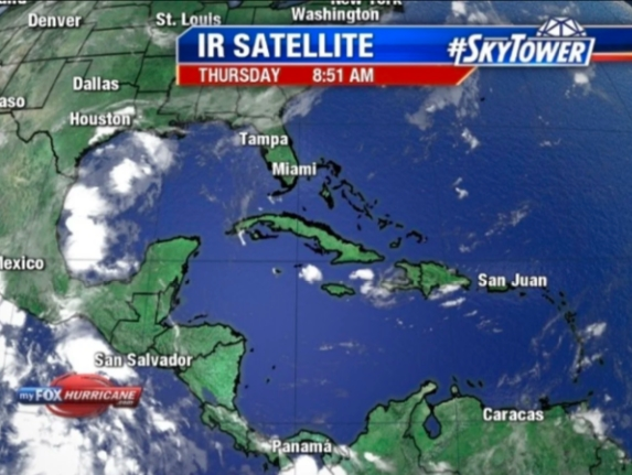 Clima Cancún, Playa del Carmen, Chetumal y Quintana Roo hoy 25 de Junio 2020