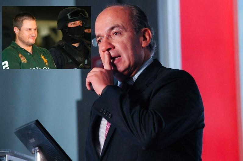 """Felipe Calderón sí se reunió con narcotraficantes, """"La Barbie"""" confirma todo"""