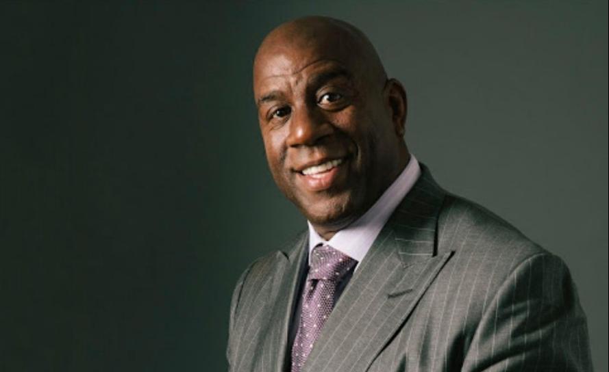 NBA: Tendrá Magic Johnson su documental en el 2021