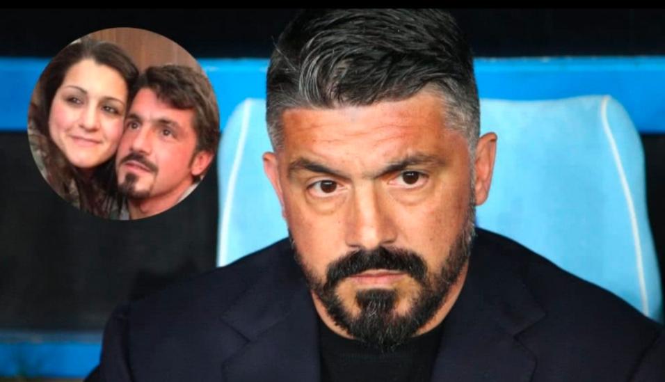 Napoli FC: Gennaro Gattuso sufre la muerte de su hermana