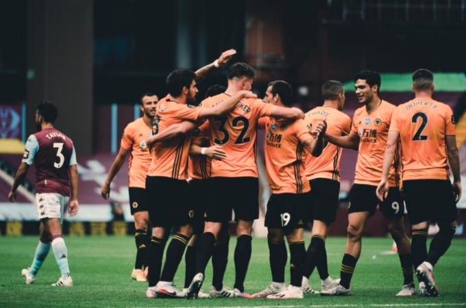 Raúl Jiménez no anota, pero Wolves ganan en Premier League
