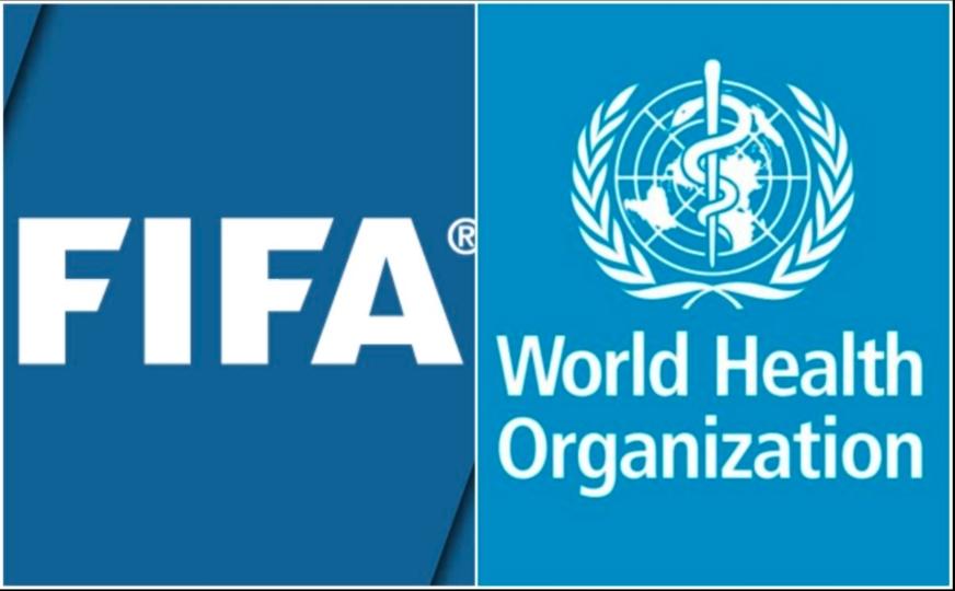 Elabora la FIFA y la OMS protocolos contra el Covid-19